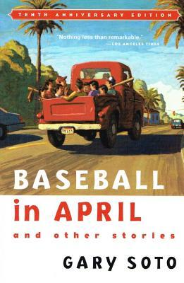 Image result for baseball in april and other short stories book cover