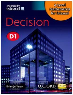 A Level Mathematics For Edexcel: Decision D1