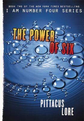 The Power of Six (I am Number Four #2)