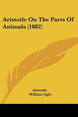 Aristotle On The Parts Of Animals