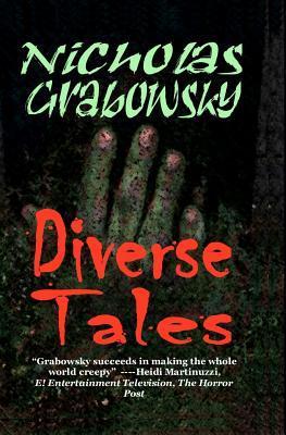 Diverse Tales by Nicholas Grabowsky
