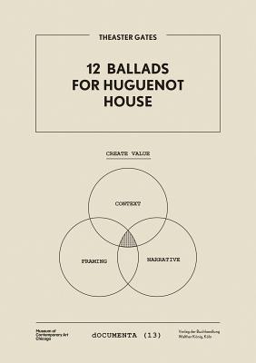 Theaster Gates: 12 Ballads for Huguenot House (dOCUMENTA) por Michael Darling, Matthew Day Jackson, Carolyn Christov-Bakargiev