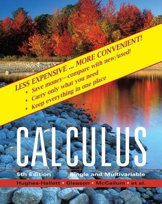 calculus single and multivariable by deborah hughes hallett