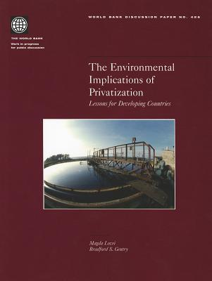 The Environmental Implications of Privatization: Lessons for Developing Countries