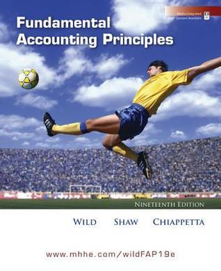 Fundamental Accounting Principles [with Best Buy Annual Report]