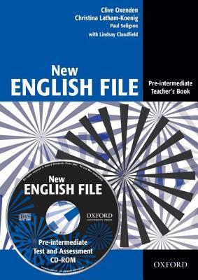 New english file pre intermediate teachers book by clive oxenden new english file pre intermediate teachers book fandeluxe Gallery