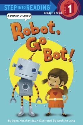 Robot, Go Bot!: A Comic Reader