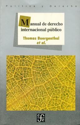 Manual de Derecho Internacional Publico