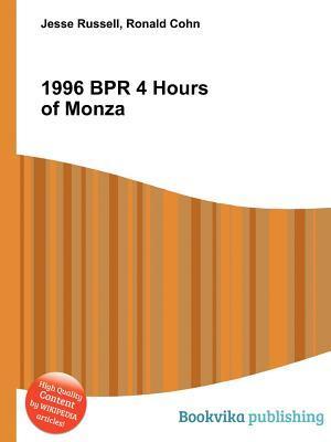 1996 Bpr 4 Hours of Monza