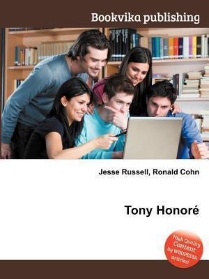 Tony Honore