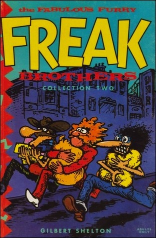 The fabulous furry Freak Brothers - Collection Two