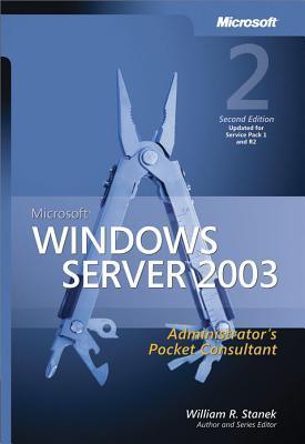 Microsoft(r) Windows Server 2003 Administrator's Pocket Consultant
