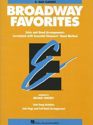 Essential Elements Broadway Favorites: BB Bass Clarinet