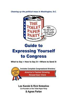 Toilet Paper Party Guide to Expressing Yourself to Congress