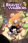 Bravest Warriors #2 by Joey Comeau