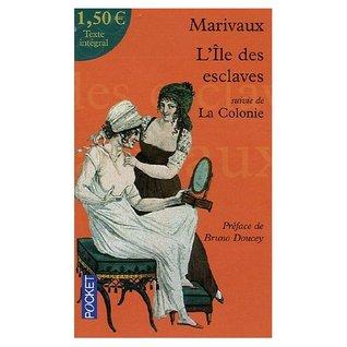 Ebook L'île des esclaves suivie de La Colonie by Pierre de Marivaux PDF!