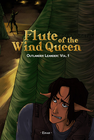 Flute of the Wind Queen (Outlander Leander: vol.1)