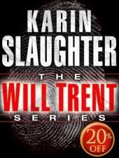 The Will Trent Series 5-Book Bundle: Triptych, Fractured, Undone, Broken, Fallen