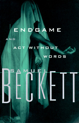 Image result for endgame and act without words samuel beckett