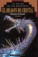 El Dragón de Cristal (El Reino de los Dragones, #5)