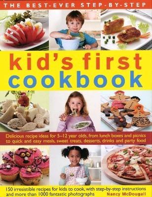 Kids first cookbook by nancy mcdougall kids first cookbook forumfinder Images