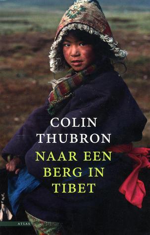Naar een berg in Tibet