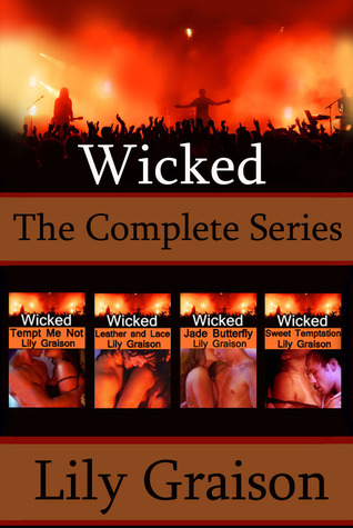 Wicked: The Complete Series (Wicked #1-4)