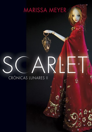 Scarlet(The Lunar Chronicles 2)
