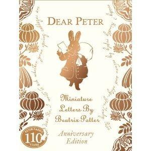 Dear Peter: Miniature Letters by Beatrix Potter