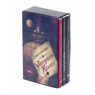 Vampire Kisses Box Set (Vampire Kisses, #1-3)