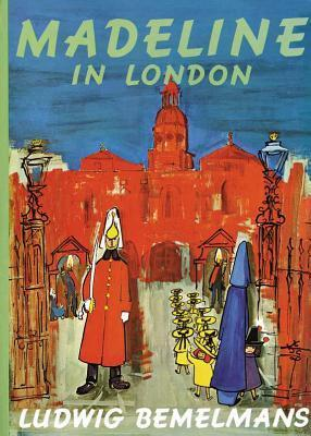 Madeline in London por Ludwig Bemelmans