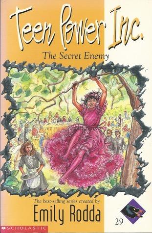 Secret Enemy (Teen Power Inc., #29)