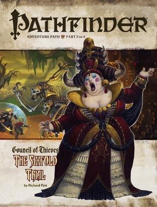 Pathfinder Adventure Path #26: The Sixfold Trial