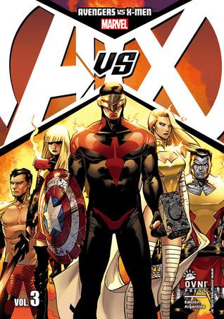 Avengers vs. X-men Tomo 3 (A vs X, #3)