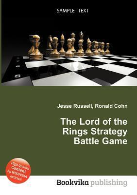 The Lord of the Rings Strategy Battle Game