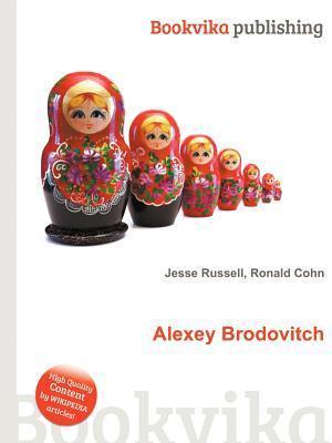 Alexey Brodovitch