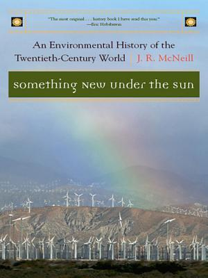 Something New Under the Sun by John Robert McNeill
