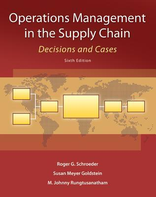 operations management in the supply chain decisions and cases by rh goodreads com Roger Schroeder Photography Marshall MN Dr. Roger Schroeder