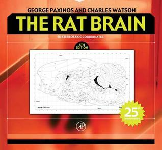 The Rat Brain in Stereotaxic Coordinates: Hard Cover Edition