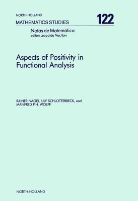 Aspects of Positivity in Functional Analysis