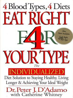 Jodi Bassett's review of Eat Right 4 Your Type