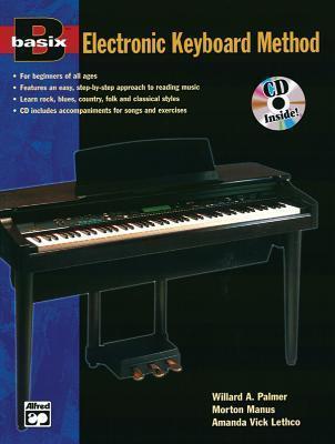 Basix Electronic Keyboard Method: Book & CD
