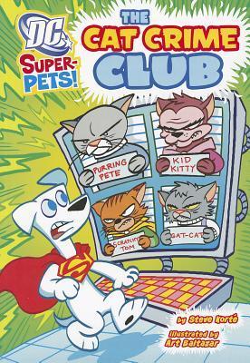 The Cat Crime Club