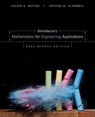 Introductory Mathematics for Engineering Applications: Preliminary