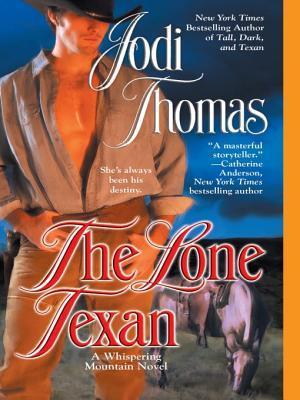 The Lone Texan (Whispering Mountain, #4)
