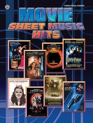Movie Sheet Music Hits: Piano/Vocal/Chords