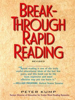 Break through rapid reading by Peter Kump