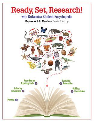 Ready Set Research with Compton's by Britannica Reproducible Masters Grades 6 and Up.