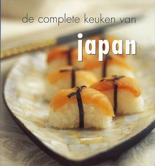 De complete keuken van Japan