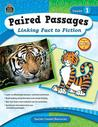Paired Passages, Grade 1: Linking Fact to Fiction